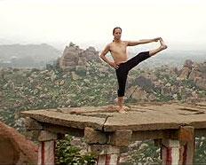 Ashtanga Yoga Demo