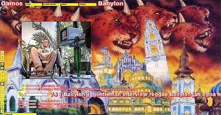 Babylon auf Oamos