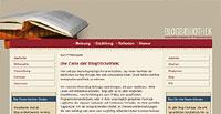 die neue Blogbibliothek