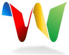 Das Logo von Google Wave